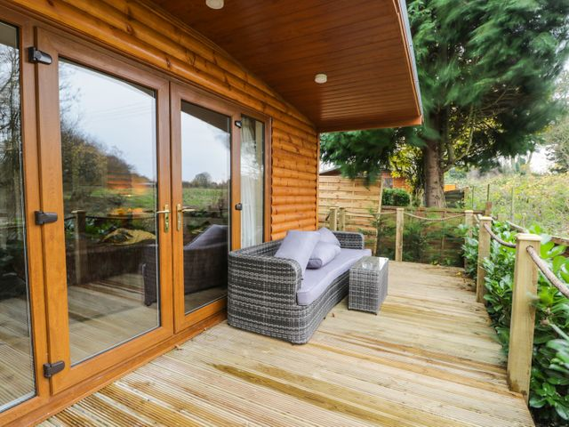 Wooden Lodge in Yorkshire