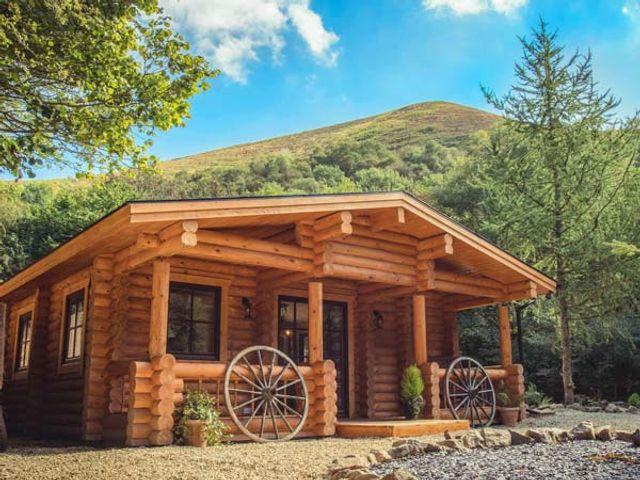 WIlderness Lodge, Shropshire
