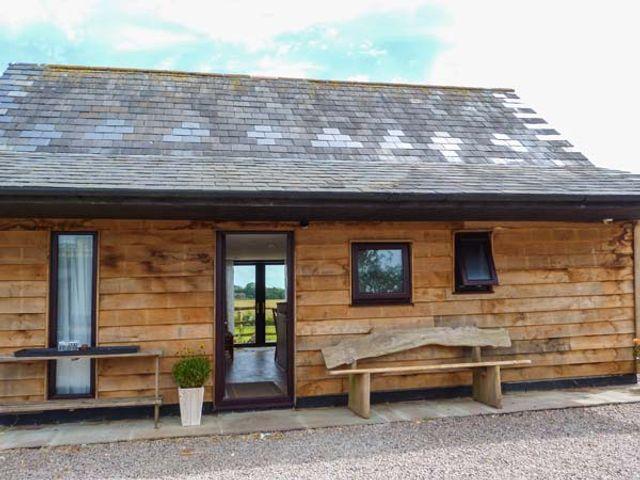 Spitfire Barn, West Hougham