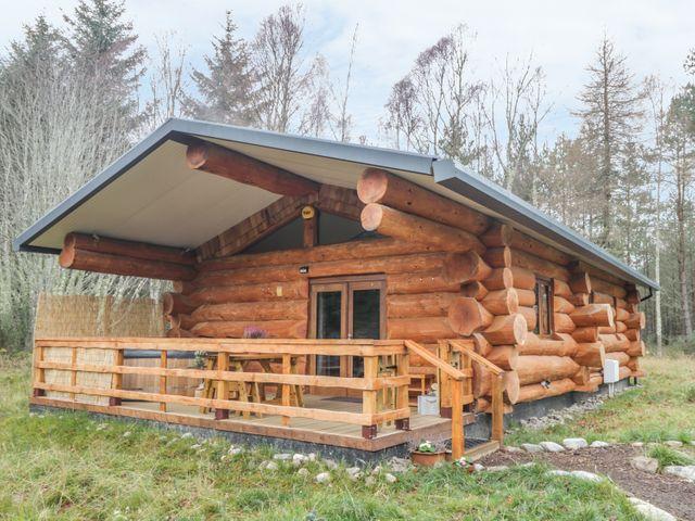 Heron Lodge, Scottish Highlands