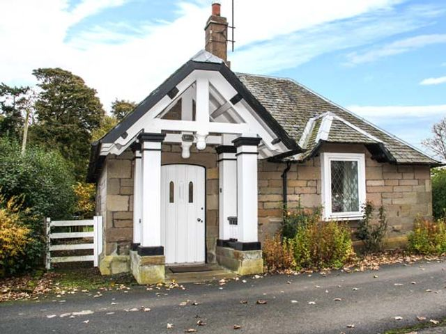 The Lodge, Scottish Borders