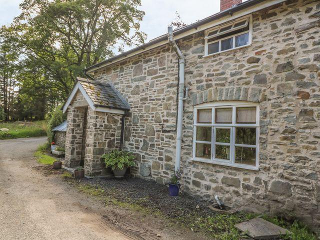 Preacher's Cottage, Wales