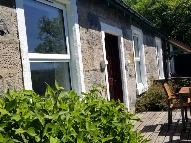 Awe View Railway Cottage, Argyll and Bute
