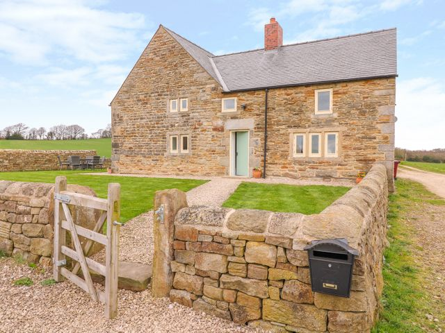 Woodthorpe Cruck Cottage photo 1