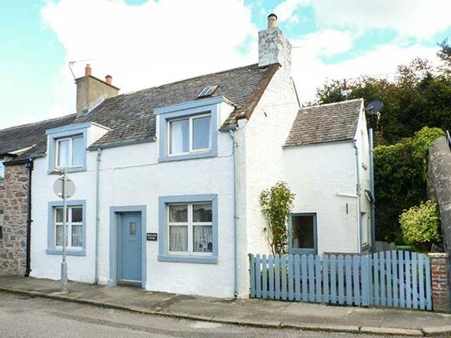 Nathaniel's Cottage, Scotland