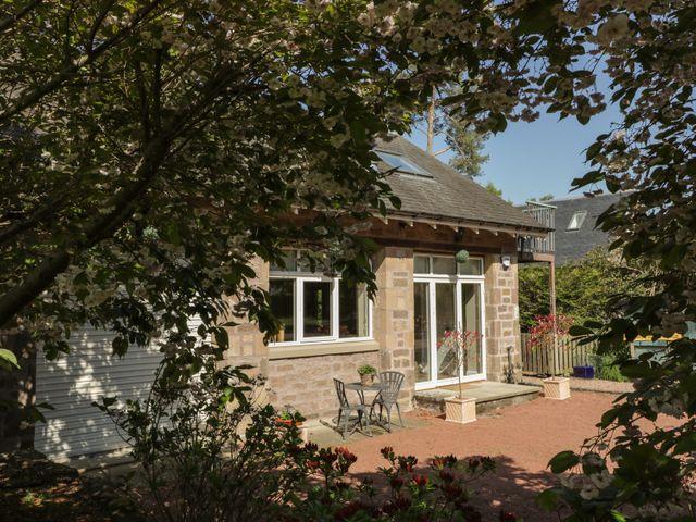 Stewarts Lodge Cottage, Scotland