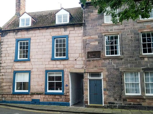 The Indigo House, Northumberland