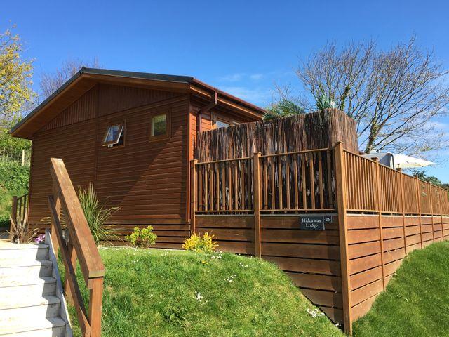 Hideaway Lodge, Cornwall
