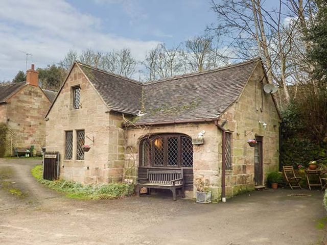 The Old Smithy, Staffordshire