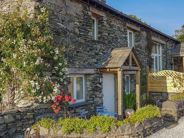 Pheasant Cottage - 952674 - photo 1