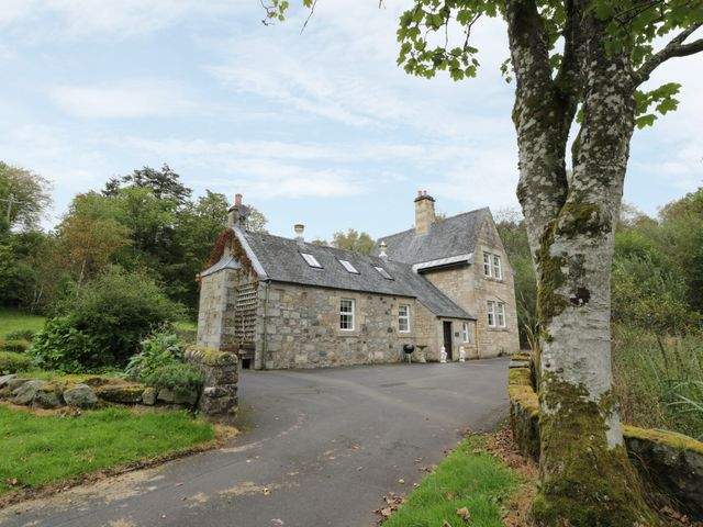 Burnside Cottage, Scotland
