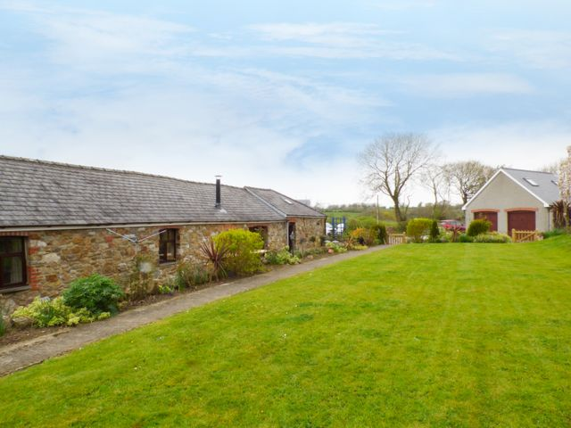 The Barn at Harrolds Farm, Pembrokeshire
