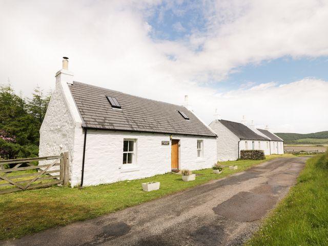 Cnocachanach Cottage, Scotland