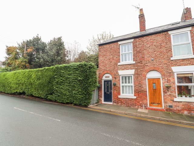 Elv Cottage, Cheshire
