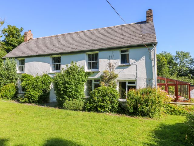 Tregithey Farmhouse - 969318 - photo 1
