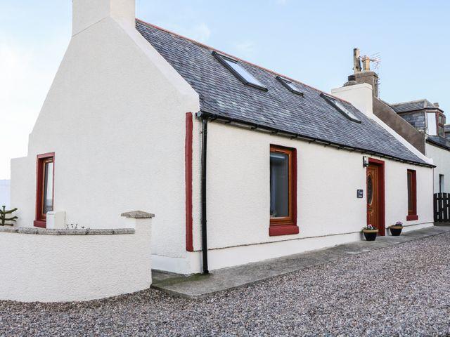 Jade Cottage, Macduff