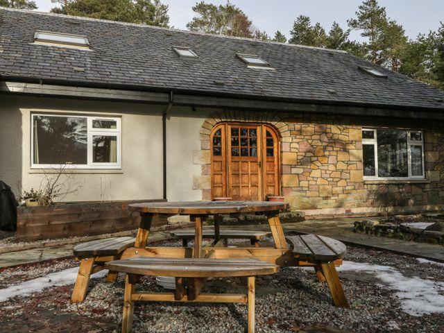 Tigh Na Drochit, Scottish Highlands