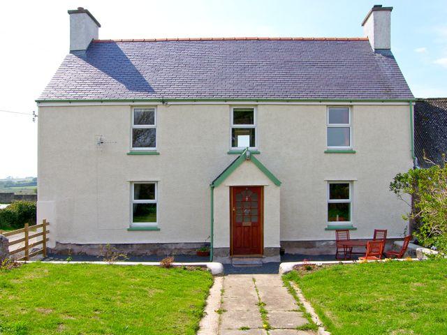 The Farmhouse, Wales