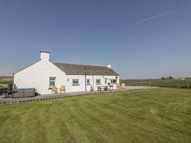 Longforth Farm Cottage, Dumfries