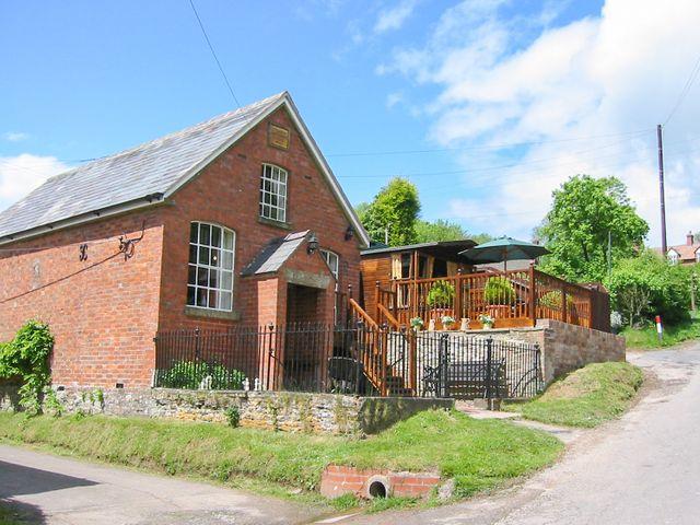 St. Milburga Chapel, Shropshire
