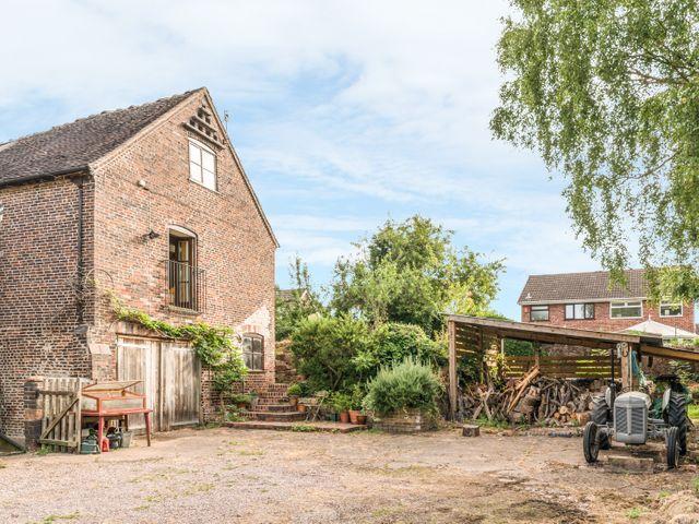 The New Inn Mill, Staffordshire