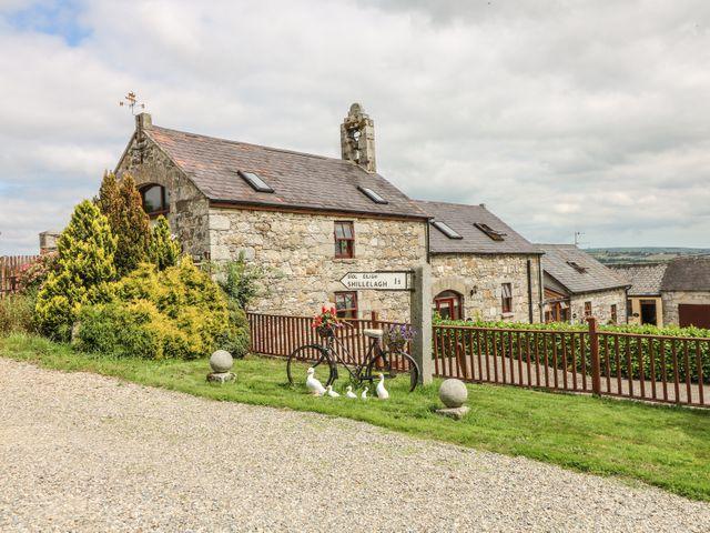 The Barn, Ireland