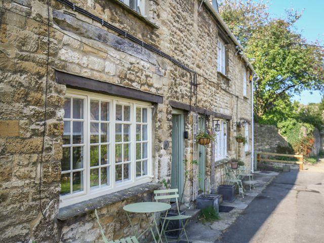 6 George Yard, Oxfordshire