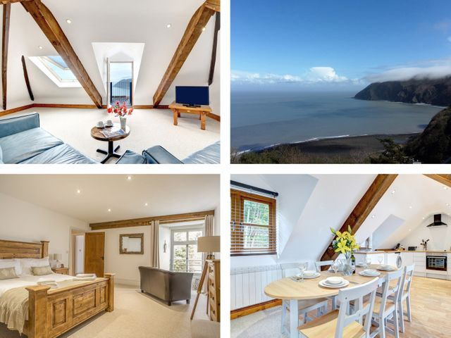The Penthouse Lynmouth Bay - 993065 - photo 1
