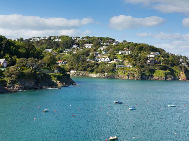 Seaside Retreat in Salcombe, Devon