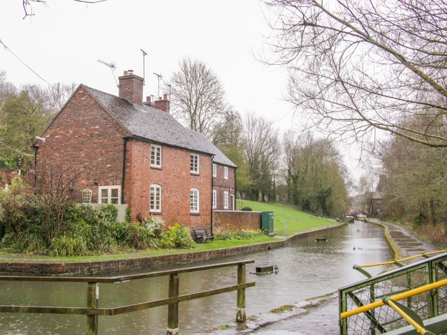 Tub Boat Cottage, Shropshire