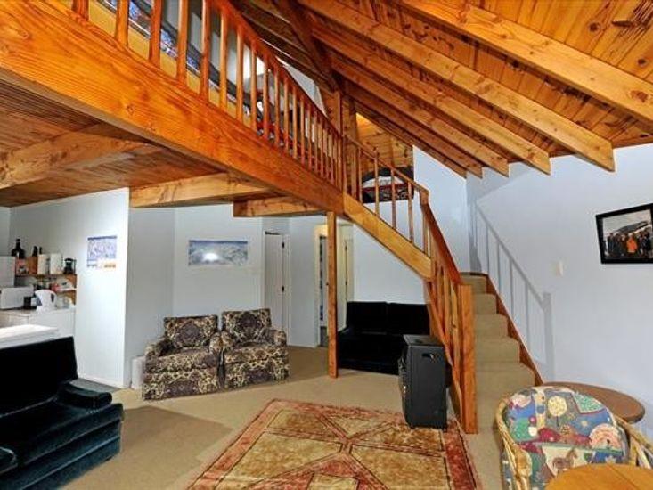 Living Area/Mezzanine