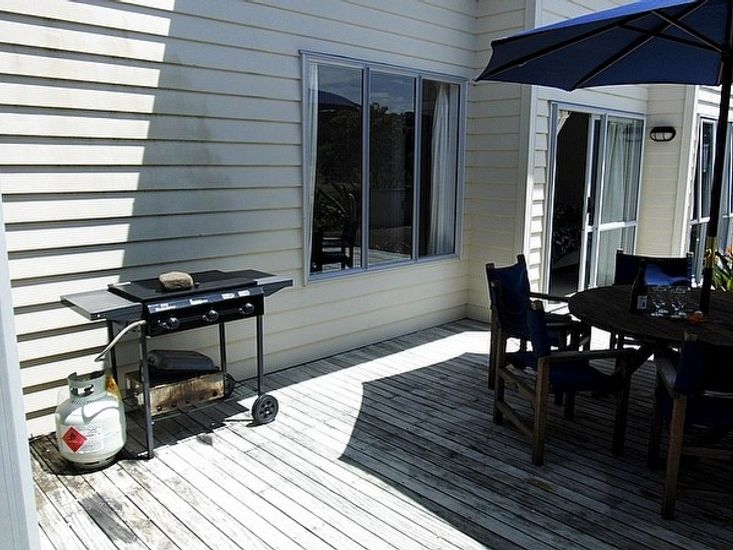 Outdoor Living - Barbeque
