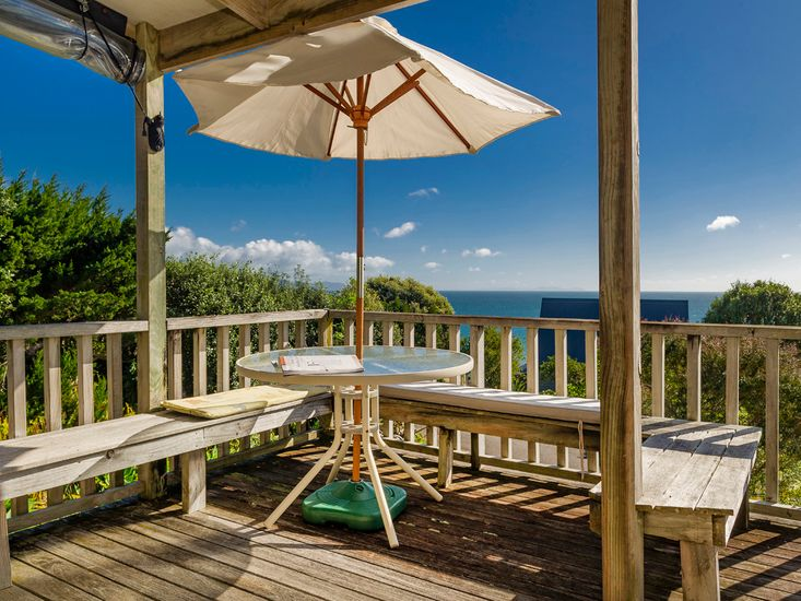 Outdoor Living - Deck and Views