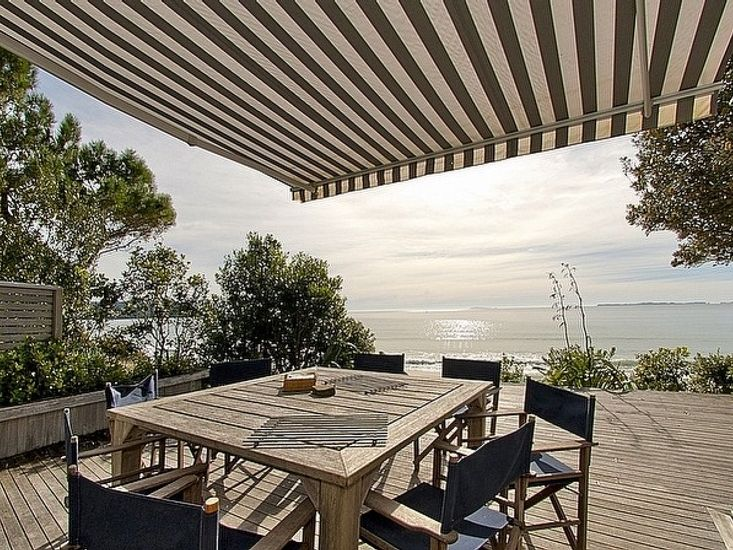 Bliss on the Beach - Whangapoua Holiday Home