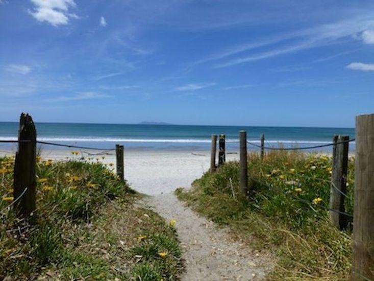 Waihi Beach Shots Not From Property