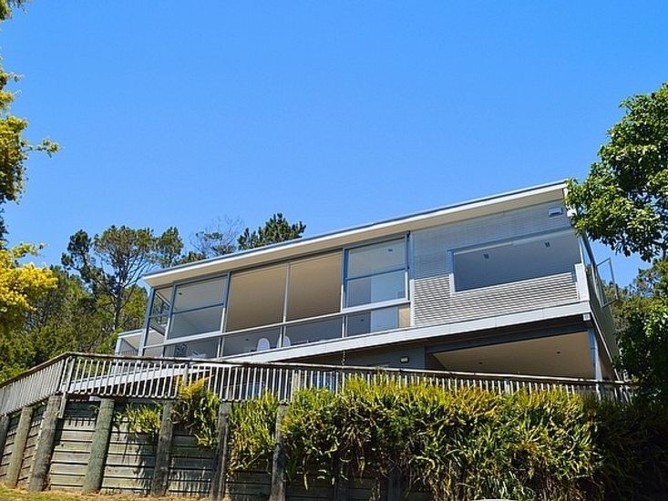 Design Haven - Hahei Holiday House - Sea Views