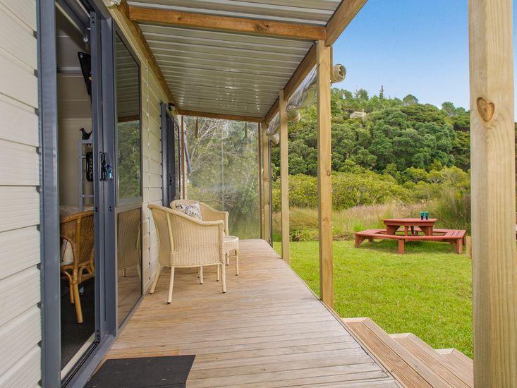 Cabin - Outdoor Living