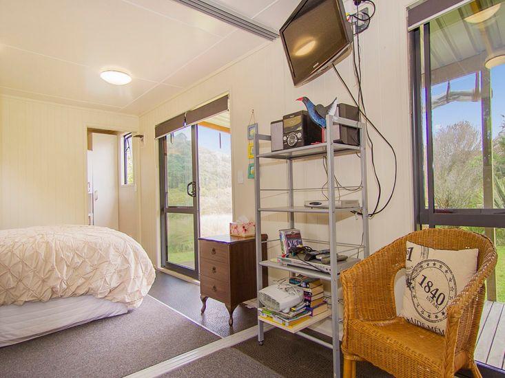 Cabin - Living room / Bedroom