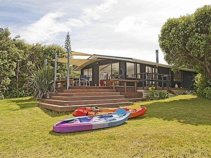 At the Beach - Tairua Holiday Home
