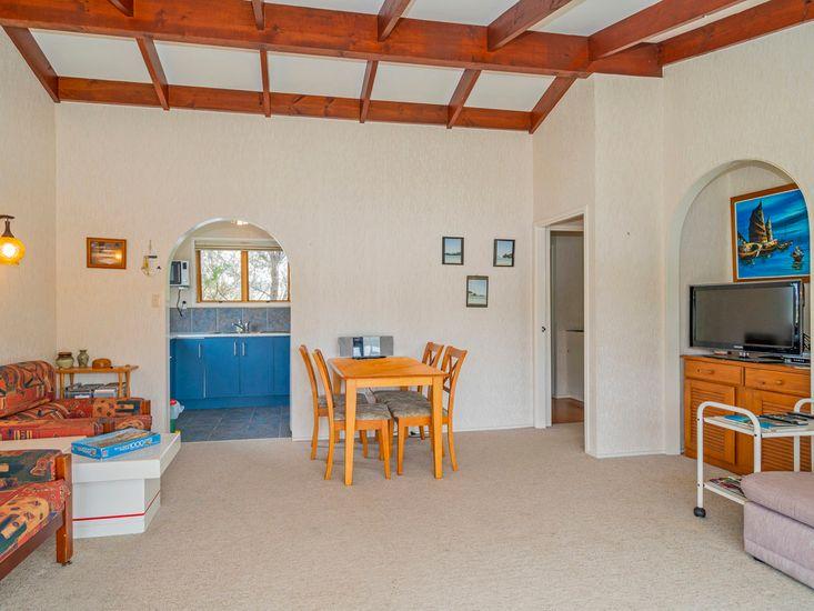 Lounge to Kitchen Upstairs
