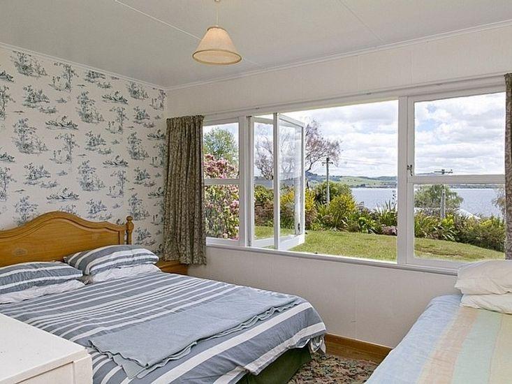 Bedroom 1 & Views