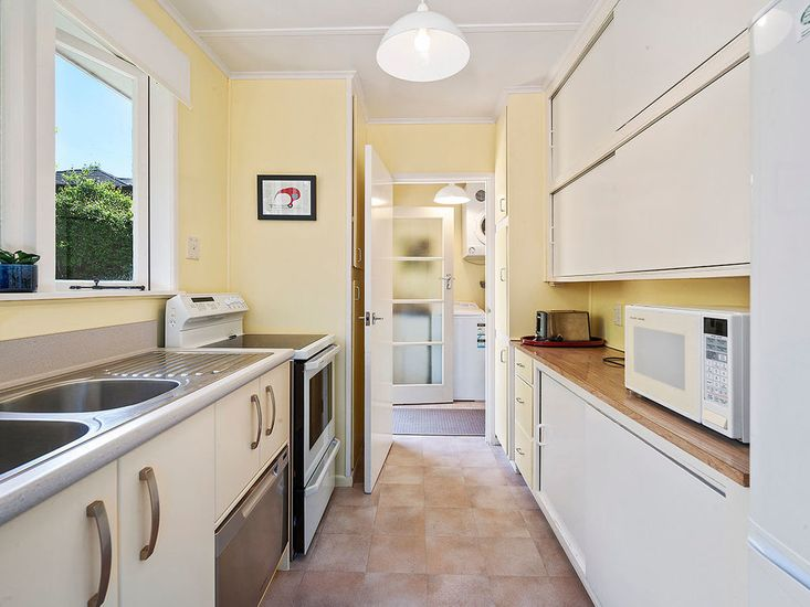 Kitchen to Laundry