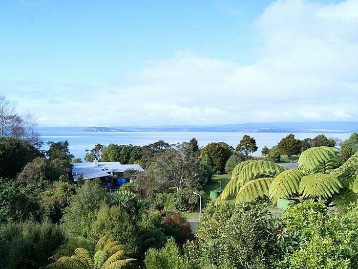 The Beeches - Pukawa Basy Holiday Home - Lake Views