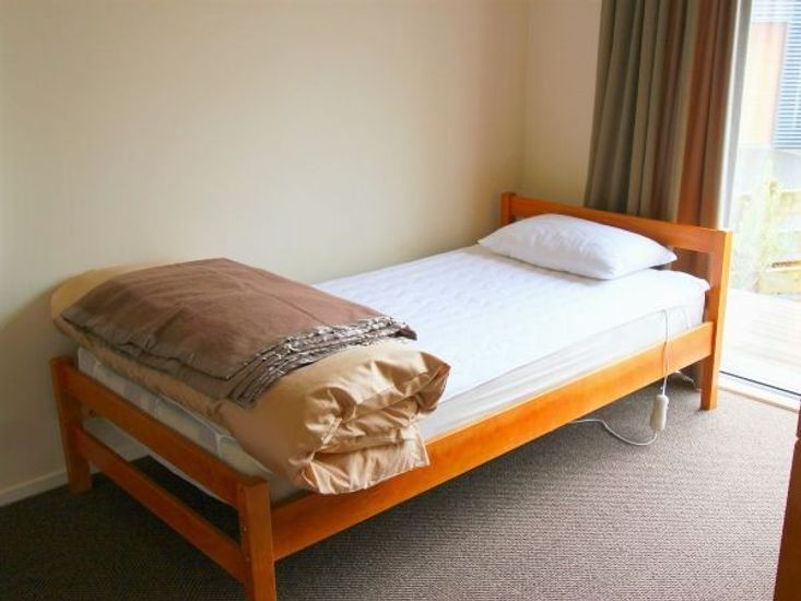 Second Bedroom  - single bed