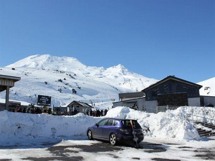 Local Turoa Ski Field