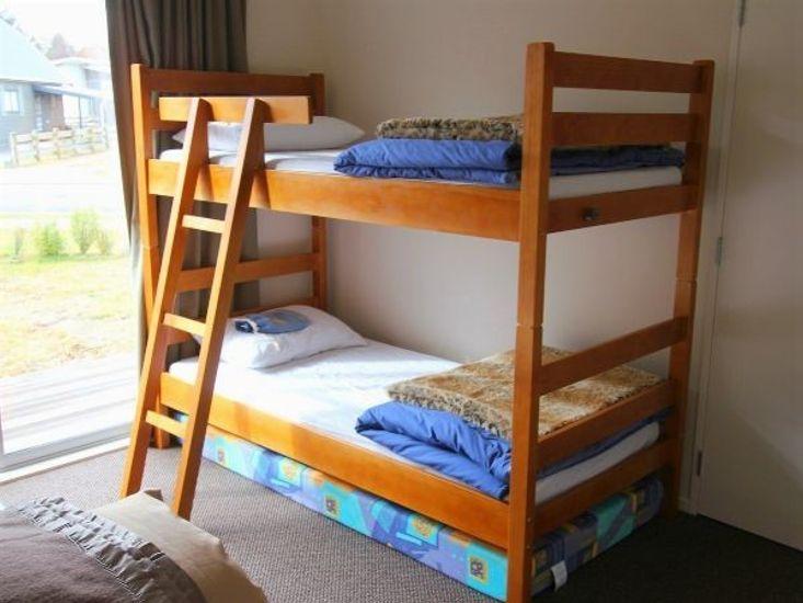 Second Bedroom  - bunks