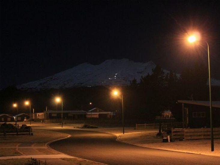 Night View in Winter