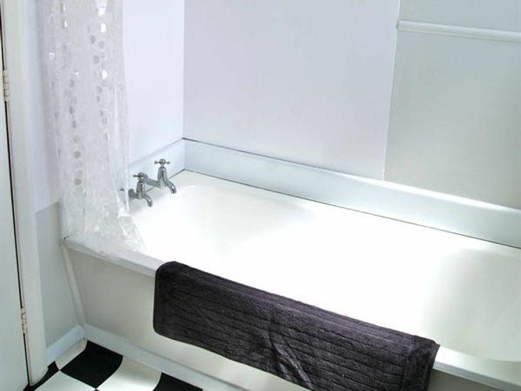 Bathroom Back Bach