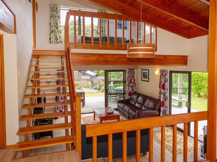 Loft to lounge