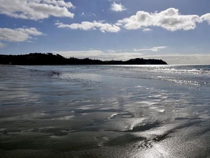Beach Views (not taken from property)